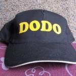 Dodo Kappe beflockt