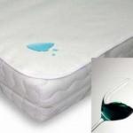 Matrazenauflage flüssigkeitsundurchlässig