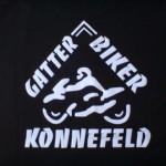 Vereins-T-Shirt mit Beflockung